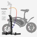 ANCHEER AN-EB005 Dolphin 2019 Electric Bike Review 5