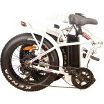 DJ BIKES FOLDING 750W POWER ELECTRIC BICYCLE REVIEW 3