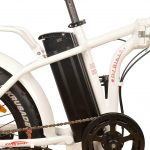 DJ BIKES FOLDING 750W POWER ELECTRIC BICYCLE REVIEW 4