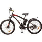 DJ Bikes 750W Mountain Electric Bike 3