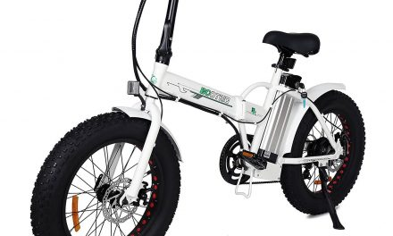 ECOTRIC 20″ New Fat Tire Folding Electric Bike Review