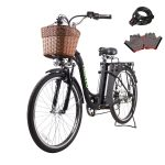 NAKTO 26 inch Cargo Electric Bike Review 1