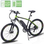 Rattan Reibok 7 Speed 26 inch Electric Mountain Bike Review 1