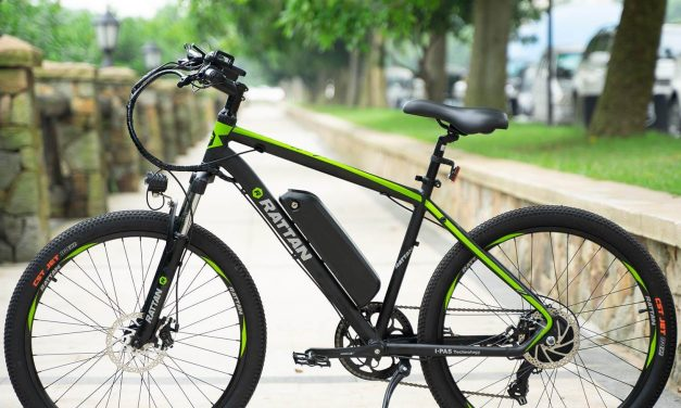 Rattan Reibok 7 Speed 26″ Electric Mountain Bike Review