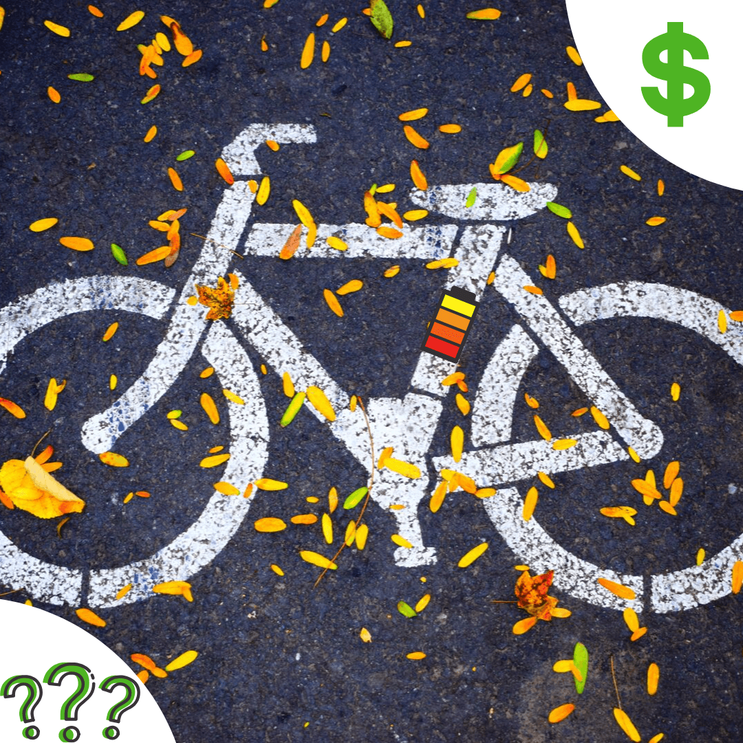 HOW MUCH DOES AN ELECTRIC BIKE COST